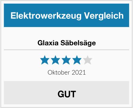 Glaxia Säbelsäge Test