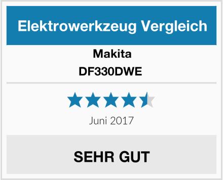 Makita DF330DWE  Test