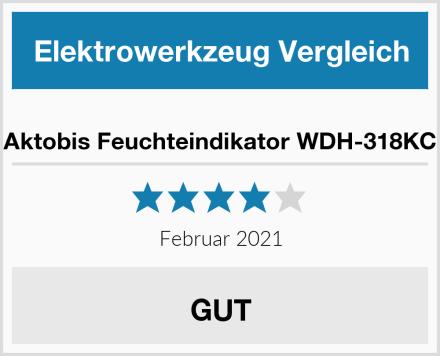 Aktobis Feuchteindikator WDH-318KC Test