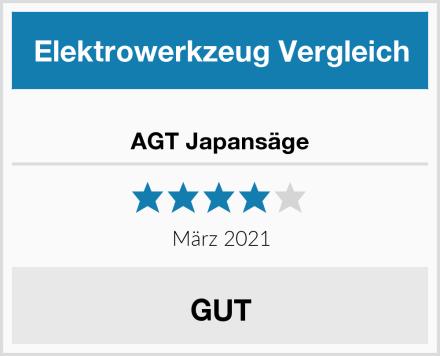 AGT Japansäge Test