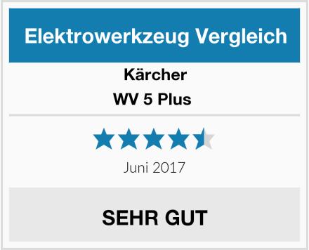 Kärcher WV 5 Plus  Test