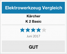 Kärcher K 2 Basic Test