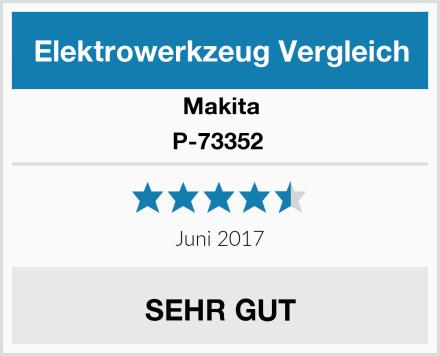 Makita P-73352  Test