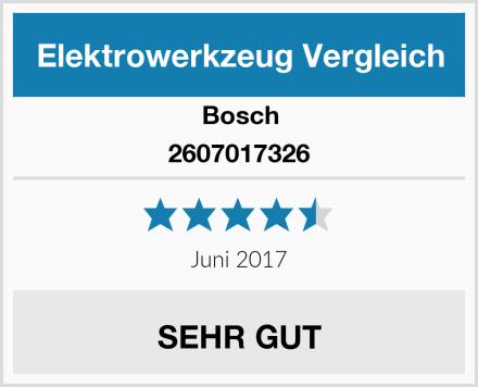 Bosch 2607017326 Test