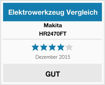 Makita HR2470FT Test