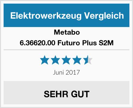 Metabo 6.36620.00 Futuro Plus S2M Test