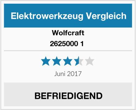 Wolfcraft 2625000 1  Test