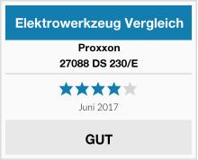 Proxxon 27088 DS 230/E Test