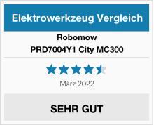 Robomow PRD7004Y1 City MC300 Test