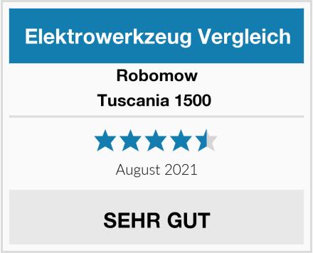 Robomow Tuscania 1500  Test
