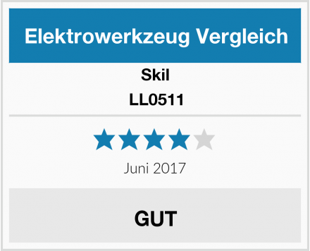 Skil LL0511 Test