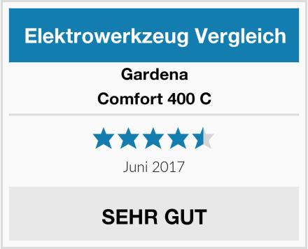 Gardena Comfort 400 C Test