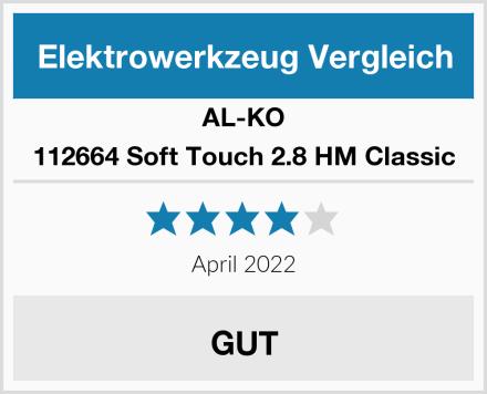 AL-KO 112664 Soft Touch 2.8 HM Classic Test