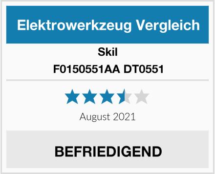 Skil F0150551AA DT0551 Test