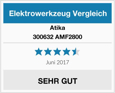 Atika 300632 AMF2800 Test