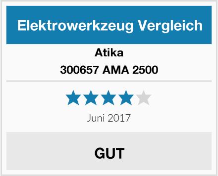 Atika 300657 AMA 2500 Test