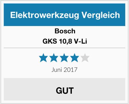Bosch GKS 10,8 V-Li Test