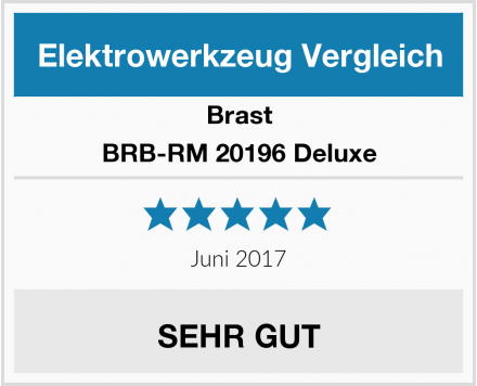 Brast BRB-RM 20196 Deluxe Test