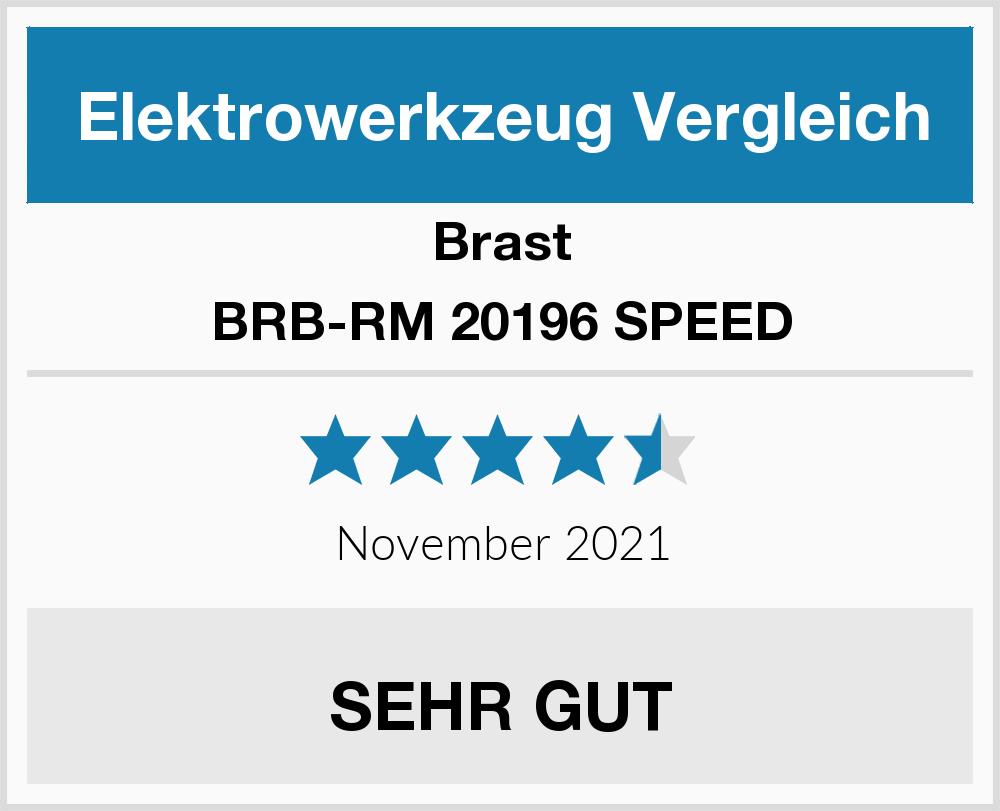 brast brb rm 20196 speed elektrowerkzeug test 2018. Black Bedroom Furniture Sets. Home Design Ideas