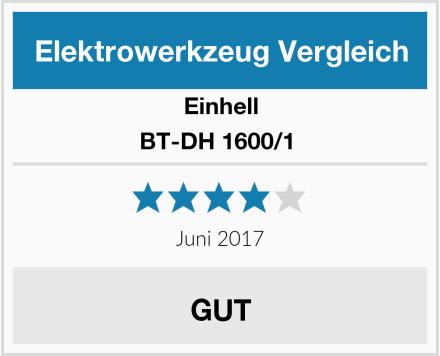 Einhell BT-DH 1600/1  Test