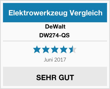 DeWalt DW274-QS  Test