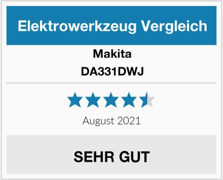 Makita DA331DWJ Test