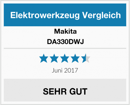 Makita DA330DWJ Test