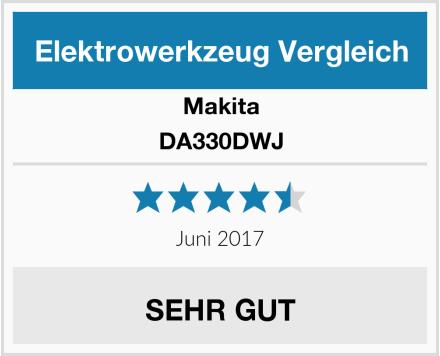 Makita DA330DWJ Test