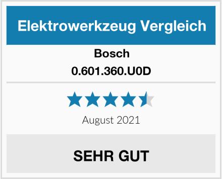 Bosch 0.601.360.U0D Test