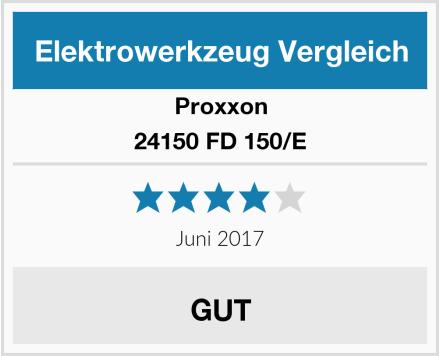 Proxxon 24150 FD 150/E Test