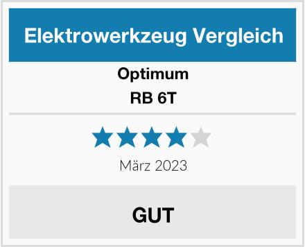 Optimum RB 6T Test