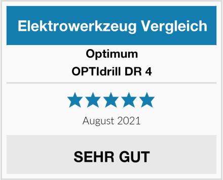 Optimum OPTIdrill DR 4 Test