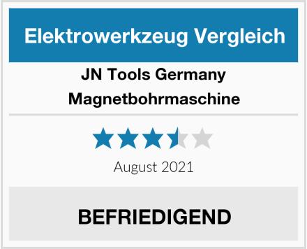 jn tools germany Magnetbohrmaschine Test