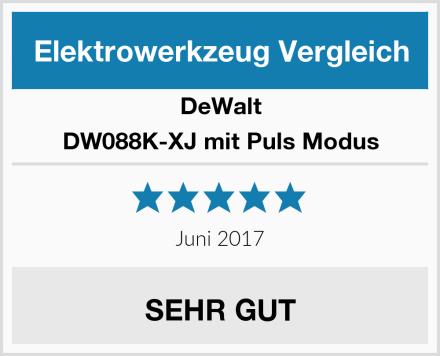 DeWalt DW088K-XJ mit Puls Modus Test