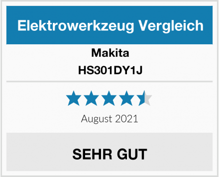 Makita HS301DY1J Test