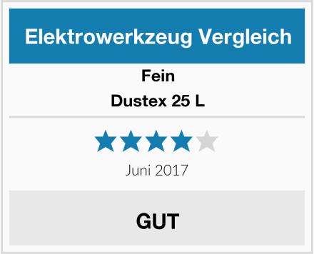Fein Dustex 25 L Test