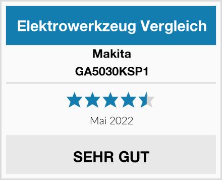 Makita GA5030KSP1 Test