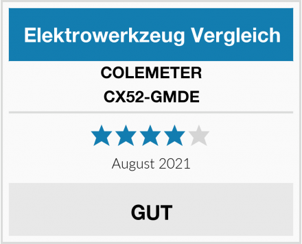 COLEMETER CX52-GMDE Test