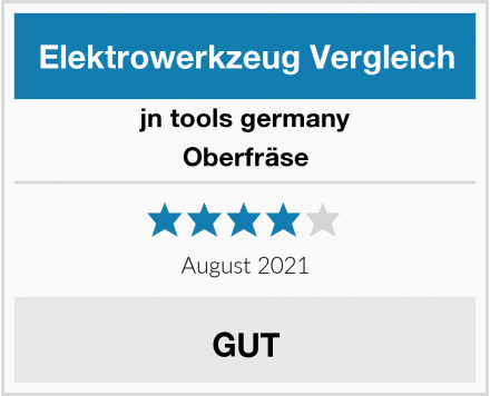 jn tools germany Oberfräse Test