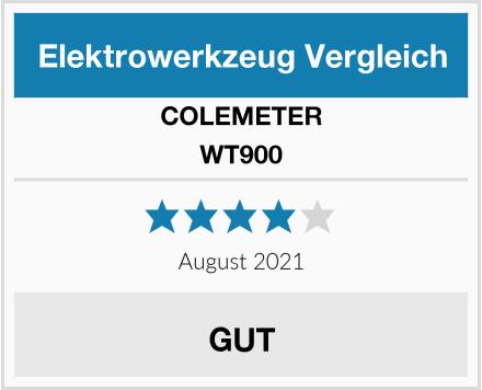 COLEMETER WT900 Test