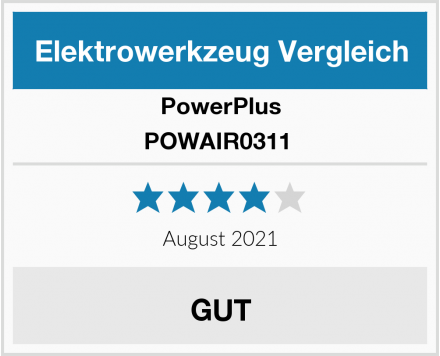 PowerPlus POWAIR0311  Test