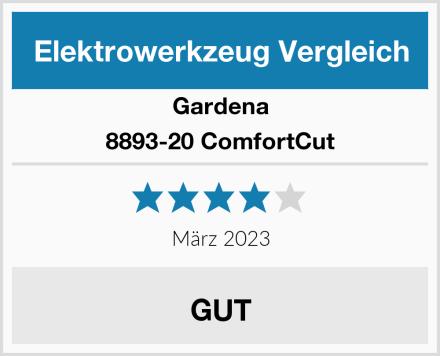 Gardena 8893-20 ComfortCut  Test