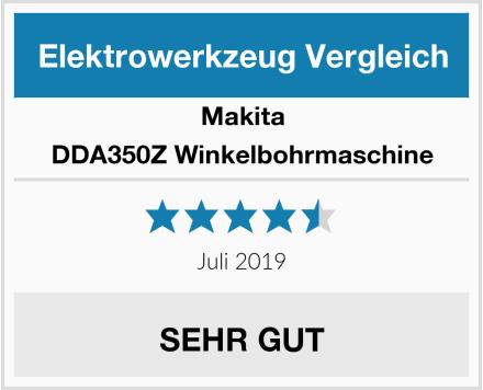 Makita DDA350Z Winkelbohrmaschine Test