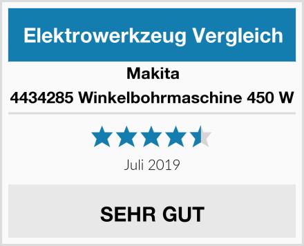 Makita 4434285 Winkelbohrmaschine 450 W Test