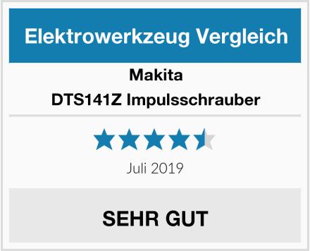Makita DTS141Z Impulsschrauber Test