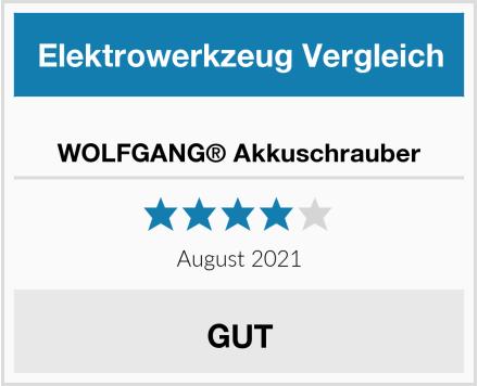 WOLFGANG® Akkuschrauber Test