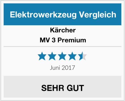 Kärcher MV 3 Premium Test