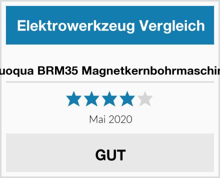 Buoqua BRM35 Magnetkernbohrmaschine Test