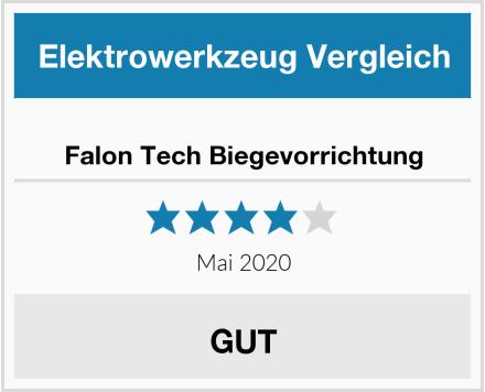 Falon Tech Biegevorrichtung Test