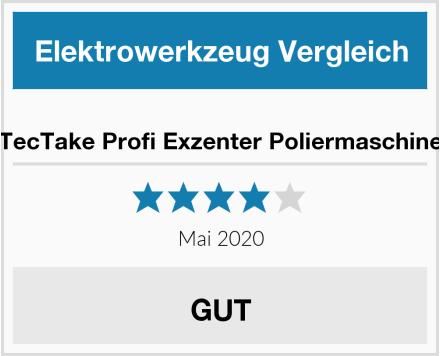 TecTake Profi Exzenter Poliermaschine Test
